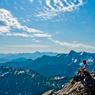 Mount Fisher, East Kootenay C, Canada