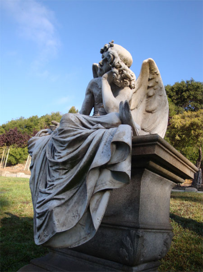 Mountain View Cemetery, Oakland, California
