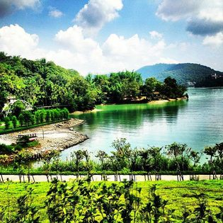 Sun Moon Lake and Nantou County