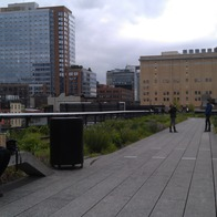 The High Line, New York, New York