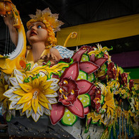 Mardi Gras World, New Orleans, Louisiana