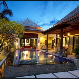 The Bell Pool Villa Resort Phuket, Kammala, Thailand