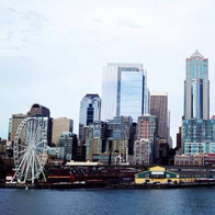 Pier 54, Seattle, Washington
