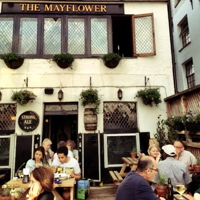 The Mayflower, London, United Kingdom