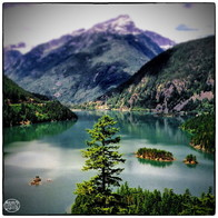 Diablo Lake, Rockport, Washington