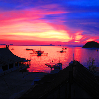 Labuanbajo, Flores, Indonesia, Central Kalimantan, Indonesia