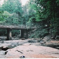 Sope Creek, Marietta, Georgia