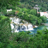 Krka National Park, Pokrovnik, Croatia