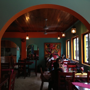 Elvi's Kitchen, San Pedro, Belize