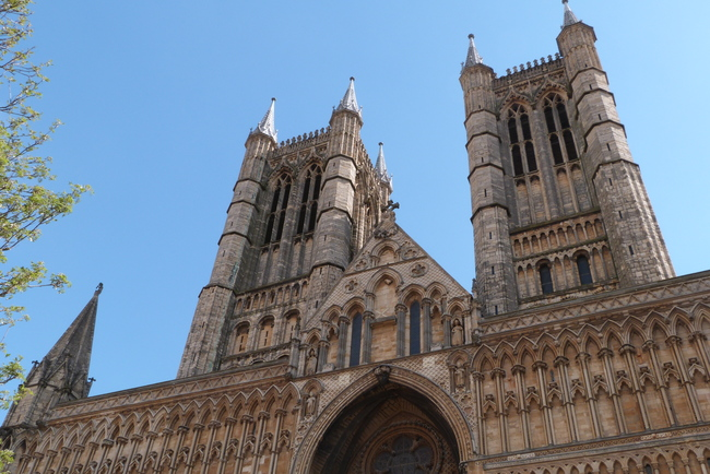 Lincoln United Kingdom  city photo : Lincoln Cathedral Lincoln, United Kingdom | AFAR.com