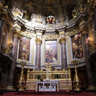 Berlin Cathedral Church, Berlin, Germany