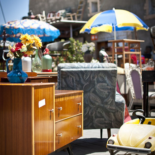 Flea Markets around the World