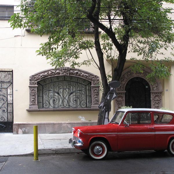 Colonia Condesa, Mexico City, Mexico