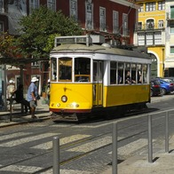 Trolley # 28, Lisbon, Portugal