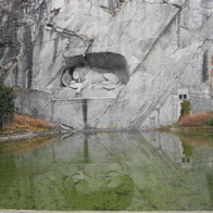 Lion Monument, Luzern, Switzerland