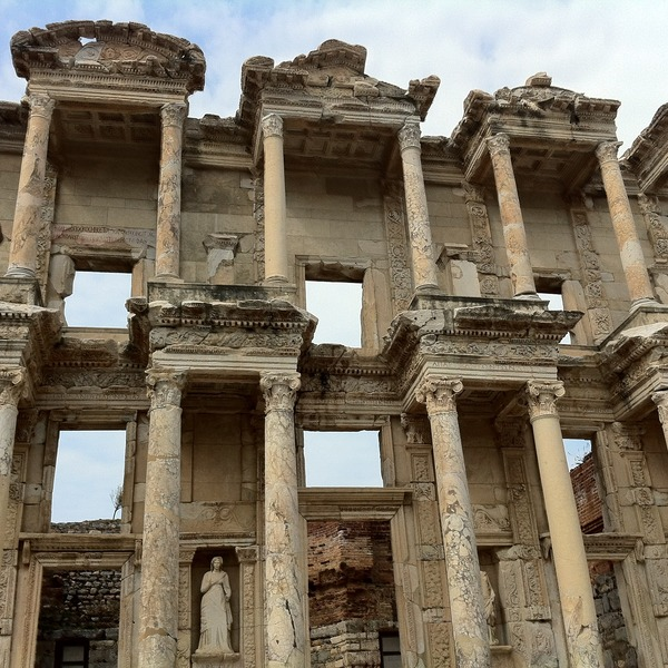Celsus Library, Ephesus, Selçuk, Turkey
