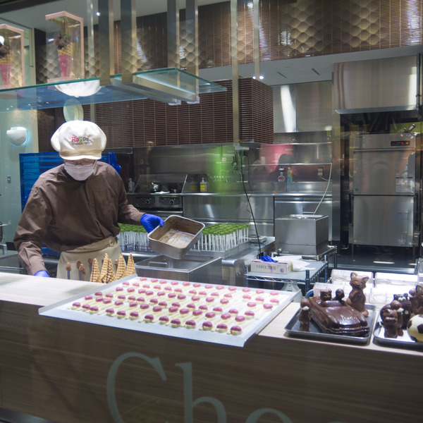 Royce Chocolate World, Chitose International Airport, Chitose, Japan