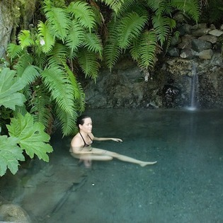 5 Stunning Hot Springs Lodgings