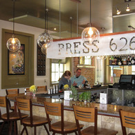Press 626 Cafe & Wine Bar, Norfolk, Virginia