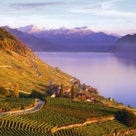 Lavaux, Switzerland, Chexbres, Switzerland