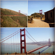Marin Headlands, Sausalito, California