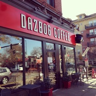 Dazbog Coffee, Denver, Colorado
