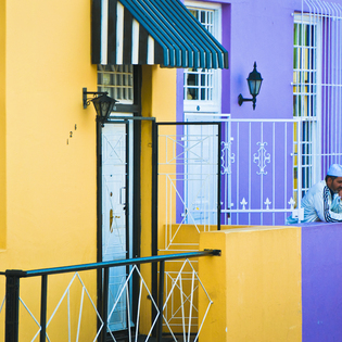 Bo-Kaap, Cape Town, South Africa