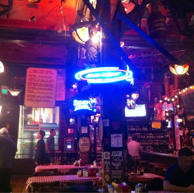 Tommy's Joynt, San Francisco, California