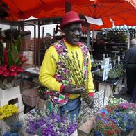 Columbia Road Flower Market, London, United Kingdom