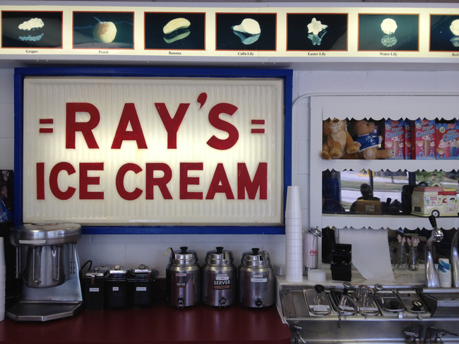Ray's Ice Cream, Royal Oak, Michigan
