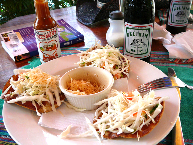 Martha's Kitchen, San Ignacio, Belize