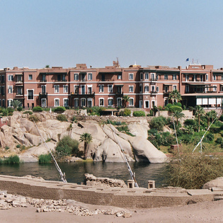 Sofitel Old Cataract, Aswan, Egypt