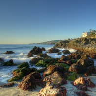 Victoria Beach, Laguna Beach, California
