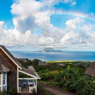 Belle Mont Farm on Kittitian Hill, Saint Paul Capisterre Parish, Saint Kitts and Nevis