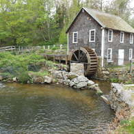 Stony Brook Grist Mill, Brewster, Massachusetts