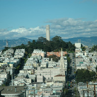 Coit Tower, San Francisco, California