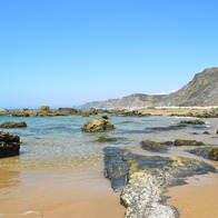 Praia Castelejo, Southwest Alentejo and Vicentine Coast Natural Park, Portugal