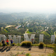 Hollywood Sign, Los Angeles, California