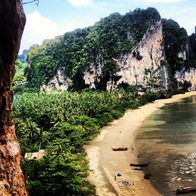 Railay Beach, Mueang Krabi, Thailand