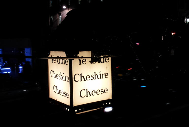 Ye Olde Cheshire Cheese, London, United Kingdom