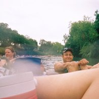 Comal River, New Braunfels, Texas