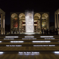 Lincoln Center for the Performing Arts, New York, New York