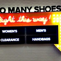 DSW Designer Shoe Warehouse, Chicago, Illinois