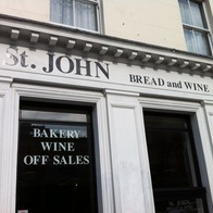 St. John Bread & Wine, London, United Kingdom