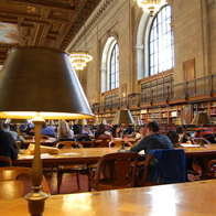 New York Public Library, New York, New York