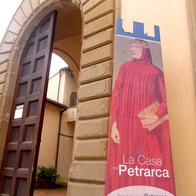 Monument of Francesco Petrarca, Arezzo, Italy