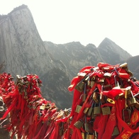 Huashan Mountain, Weinan, China