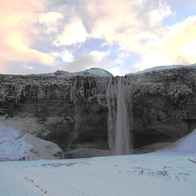 Seljalandsfoss, South, Iceland