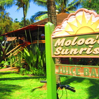 Moloa'a Sunrise Juice Bar, Anahola, Hawaii