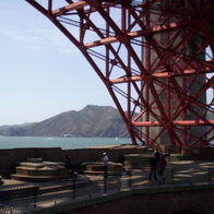 Fort Point, San Francisco, California